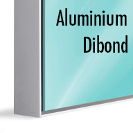 ArtBox Silver Aluminium (Mounted on Dibond)
